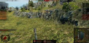 панель повреждений world of tanks